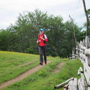 Hercules Maraton, Eliza prin zona Dobraia