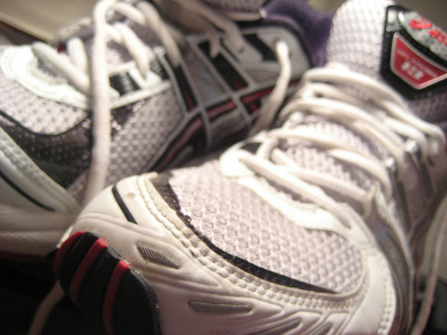 Echipamente alergare, pantofi alergare