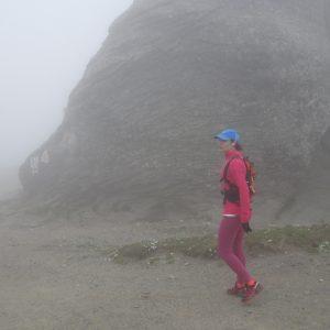 Plimbare – alergare in Bucegi, Vf. Omu (2507m)