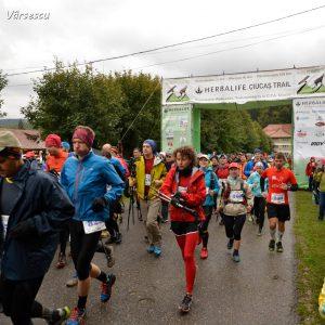Ciucas Maraton 2013, la start