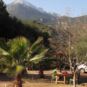 Escalada in Antalya, muntii din zona