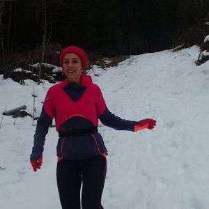 Alergare prin Chamonix, la vale :)
