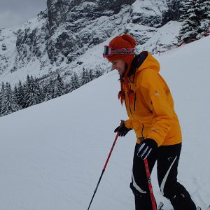 Ski in Chamonix, Gloria la vale