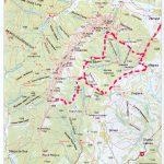 harta piatra craiului traseu 6