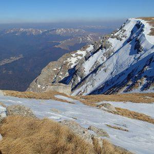 Galbenele, Scorusilor si Alba, intrarea in valea Alba