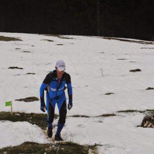 Vertical Race Zarnesti 2014, Lucian la deal