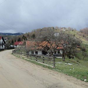 Zarnesti - Moeciu in alergare, prin Pestera