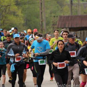 Eco Marathon 2014, in primele minute de la start