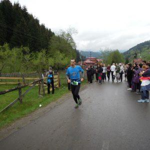 Eco Marathon 2014, iesirea din ultima bucla