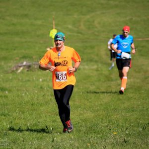 Maraton Apuseni 2014, pe traseu