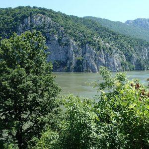 Cazanele Dunarii - Cazanele Mici