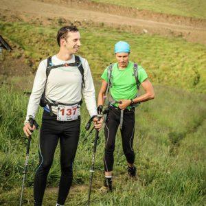 Marathon 7500, editia 2014 - check point Cuibul Dorului