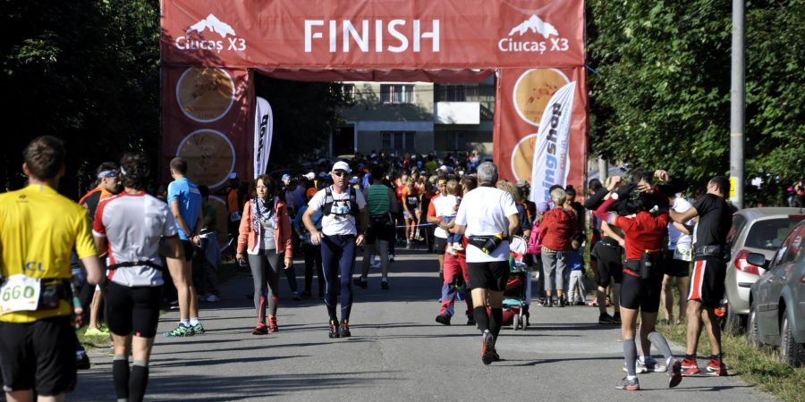 Maraton Ciucas X3 2014, inainte de start