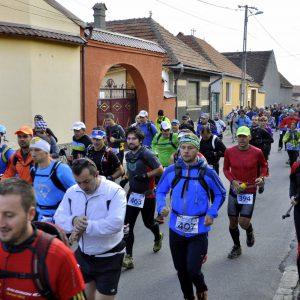 Maraton Piatra Craiului 2014, primul km de la start