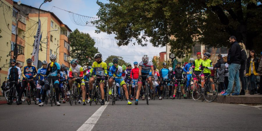 VeloPower Road Race 2014, la start