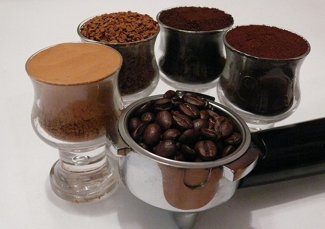 Cafeina in diverse produse