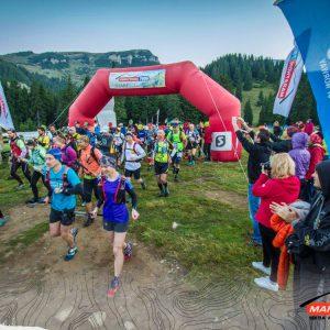 Marathon 7500, ediţia 2015, la start