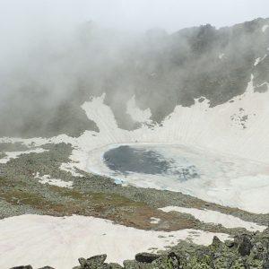 Alergare pe Musala, refugiul Everest si lacul de langa
