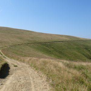 Cu MTB-ul pe traseul de ultramaraton Ciucas, curba draguta de nivel