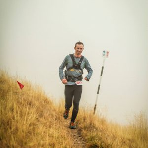 Ultramaraton Ciucas, inainte de cabana Ciucas
