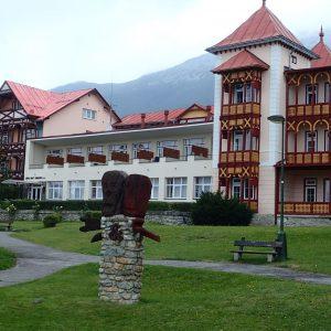 Alergare prin muntii Tatra, prin Vysoke Tatry