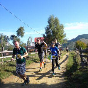 Maraton Piatra Craiului 2015, in Magura