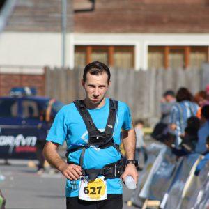 Maraton Piatra Craiului 2015, finish