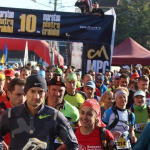 Maraton Piatra Craiului 2015, start