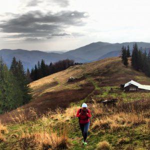 Alergare de toamnă prin Ciucaș, la stana din Zaganu