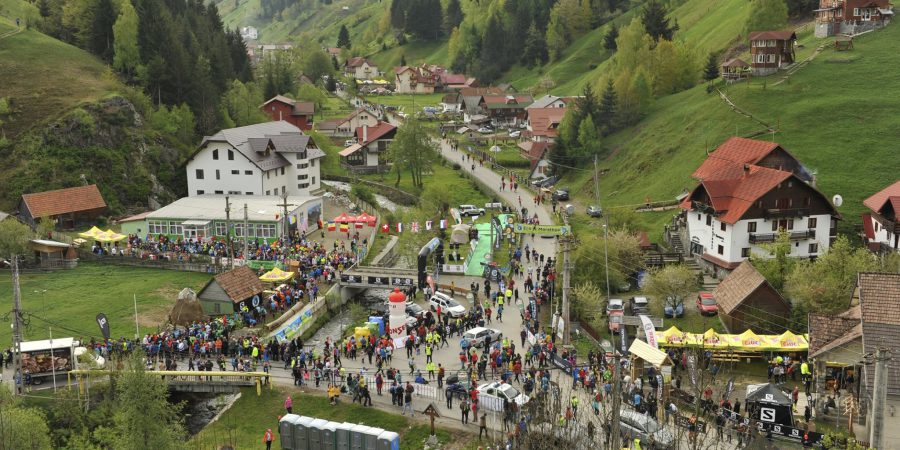Eco Marathon 2016, view from the top