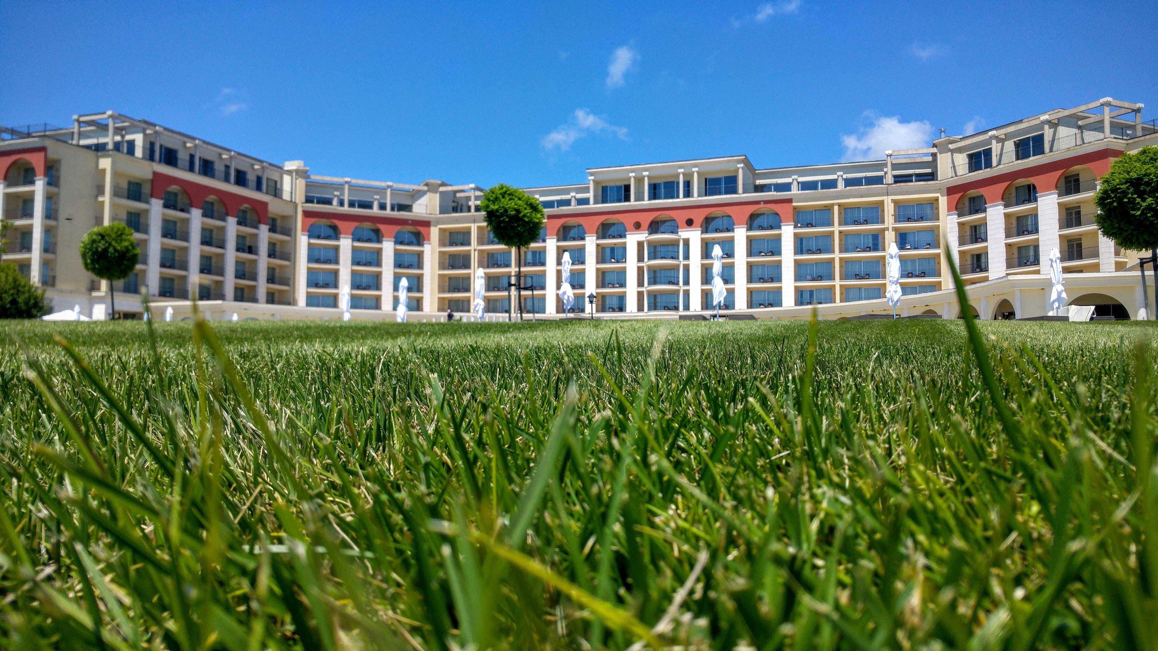 Alergare pe langa Balcic, hotelul unde ne-am facut veacul