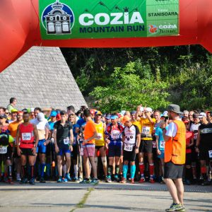 Cozia Mountain Run 2016, la start