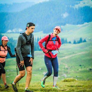 Marathon 7500, ediţia 2016, pe valea Ialomitei
