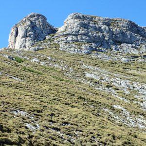 Alergare aeriană prin Bucegi, Hornul lui Gelepeanu