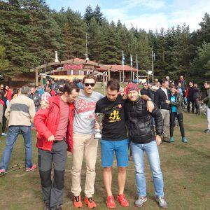 Rodopi ultra trail 2016, cei 4 flacai in ziua de premiere