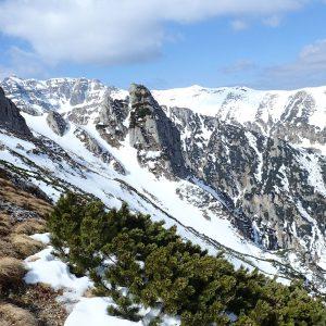 Trekking pe Creasta Bucşoiului, culmea Tiganesti