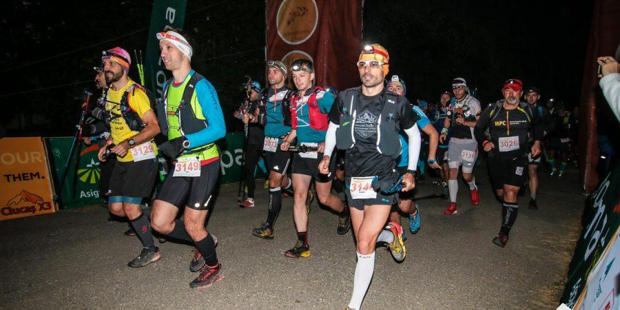 Abandon Ultramaraton Ciucaș 2017