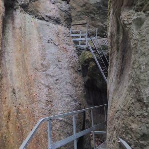 Plimbare de toamna prin Piatra Mare, in canionul 7 scari