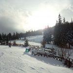 Trekking rapid de iarnă spre Mălăești