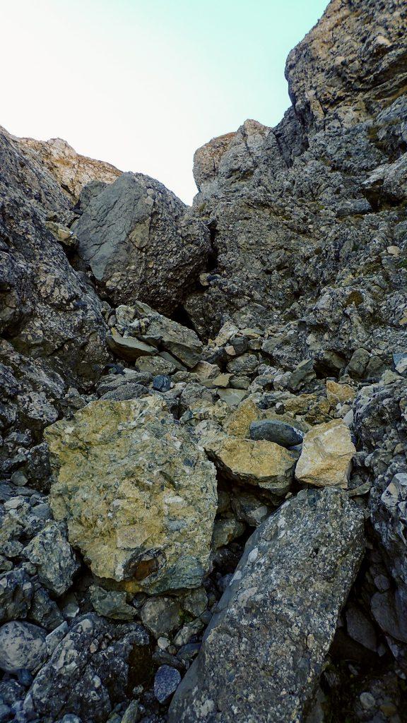 Bolovanis instabil pe Valea Alba