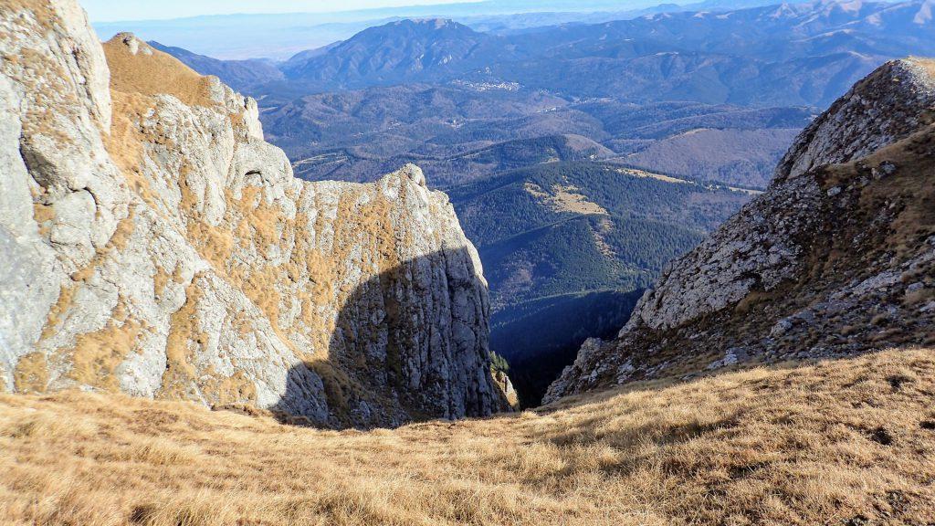 Iesirea din Valea Bucsoiului