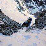 Albișoara Gemenelor, o mult așteptată escaladă de iarnă