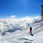 Ski, trekking și alergare în Sinaia