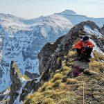 Alpinism: Râpa Mare și Acele Morarului