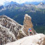 O săptămână de via ferrata în Dolomiți