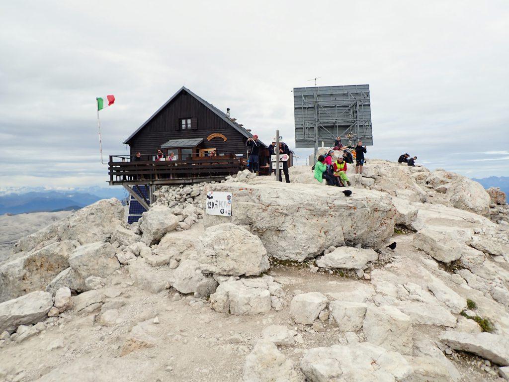 Piz Boe (3152m)