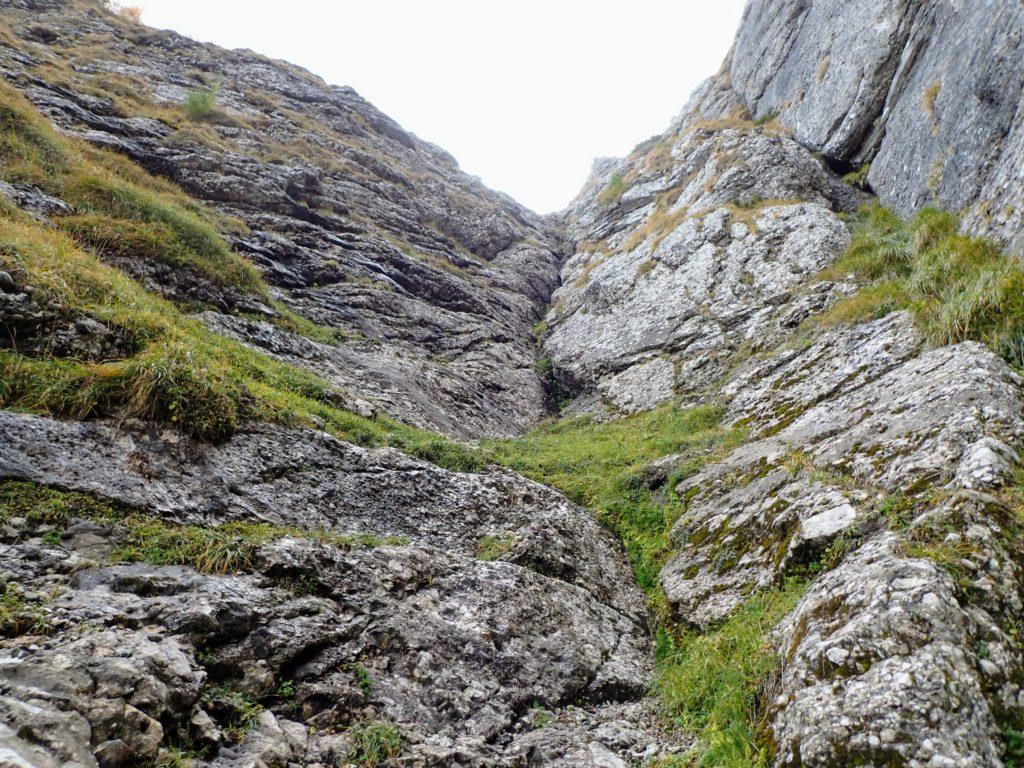 Hornul in care se inchide valea