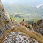 Trekking și cățărare pe Valea Coștilei
