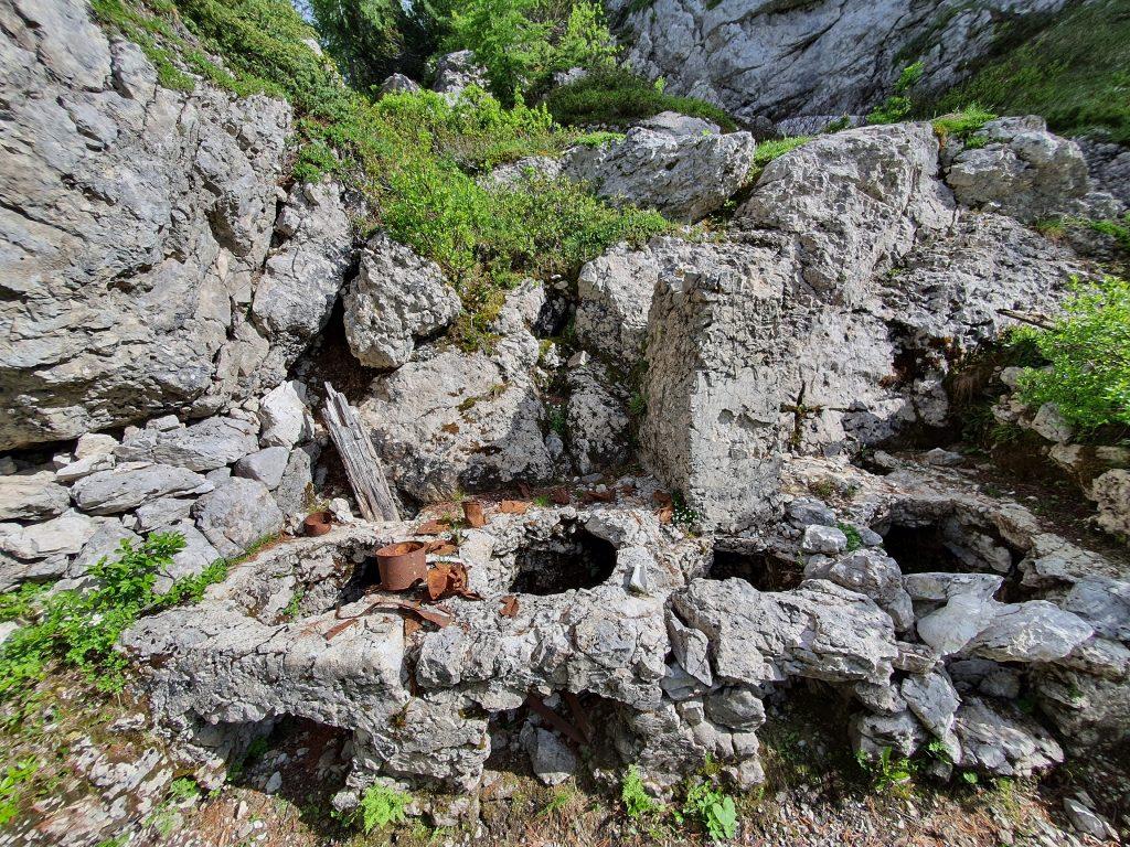Restul bucatariei din Primul Razboi Mondial