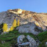 Escaladă în Passo Fedaia, Marmolada